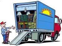 MAN AND VAN HOUSE REMOVALS-RUBBISH CLEARANCE LEICESTER LEICESTERSHIRE AND EVERYWHERE
