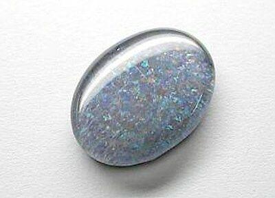 20 x 15 mm Oval Opal Triplet Gemstone
