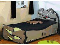 Kids Dinosaur Bed Frame