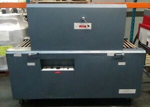Used Shrink Wrap Machine: RBS ACT2010 Shrink Tunnel (102)