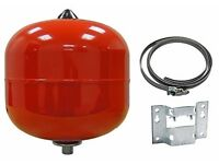 12 Litre Expansion Vessel (Wolesley) with Mounting Brackets