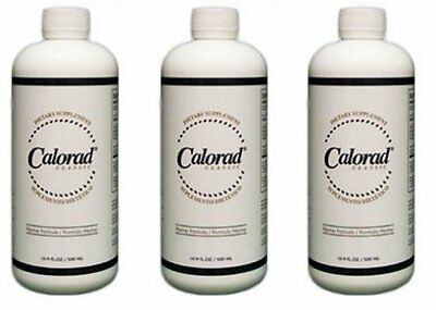 3 CALORAD Bovine Classic - WEIGHT LOSS COLLAGEN (Collagen Weight Loss)