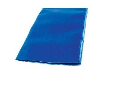 Jason Megadyne 4502-1000 1 Id Blue Pvc Water Discharge Lay Flat Hose - 150 Feet