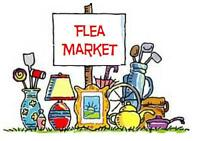 Flea & Farmers Market  Sunday July 31  9-2
