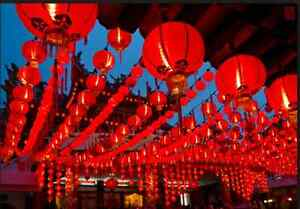 Chinese: New Year Decorations