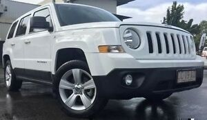 2015 Jeep Patriot MK MY15 Limited White 6 Speed Sports Automatic Wagon Berrimah Darwin City Preview
