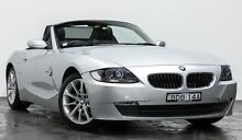 2007 BMW Z4 E85 MY07 Steptronic Silver 6 Speed Sports Automatic Roadster Rozelle Leichhardt Area Preview