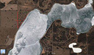 Lake Front (1.02 Acres) - Lac Santé Shores