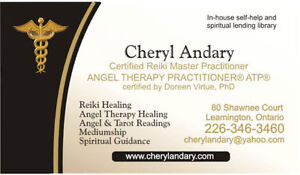 Angel & Psychic Reading-Phone/Chat/Email-RELATIONSHIP EXPERT Windsor Region Ontario image 1