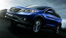 2011 Honda CR-V RE MY2011 Luxury 4WD Blue 5 Speed Automatic Wagon Embleton Bayswater Area Preview