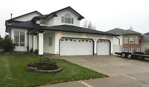REDUCED! 4 Car Garage, Master w Fireplace + Ensuite, Must See!!