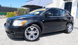 2008 Dodge Caliber PM R/T Black 6 Speed Automatic Hatchback Woodridge Logan Area Preview