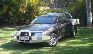 2007 Holden Crewman VZ E Automatic Utility Capalaba Brisbane South East Preview