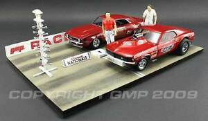 Diecast 1/18 cars and diorama collection for sale