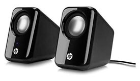 HP 2.0 multimedia speakers (wired)