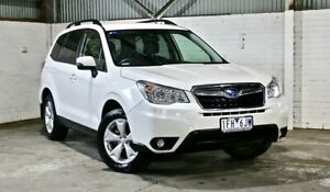 2015 Subaru Forester S4 MY15 2.5i-L CVT AWD White 6 Speed Constant Variable Wagon Thomastown Whittlesea Area Preview