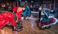 Feel the passion of Flamenco: December Flamenco Fiesta!