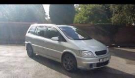 Vauxhall Zafira gsi spare or repair