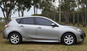 2009 Mazda 3 BL10F1 Neo Activematic Silver 5 Speed Sports Automatic Hatchback Bundaberg West Bundaberg City Preview