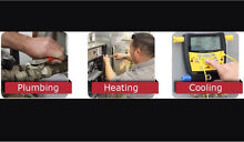 Plumbing Heating and Cooling Service, Installs and Repairs Pascoe Vale Moreland Area Preview