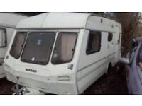 Lunar 4 berth in good condition for year
