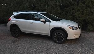 Subaru xv crosstrek sport package 2013