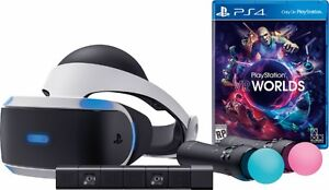 Playstation VR - PS VR - Launch Bundle w/ RIGS game