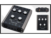 tascam us144 mk 2 audio interface