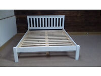 NEW!!! KING SIZE BEDS SOLID PINE. FREE DELIVERY IN PORTSMOUTH