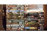 DVD Bundle of 103 DVDs for adults, young people, kids