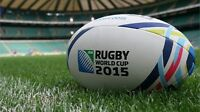 Rugby World Cup in England