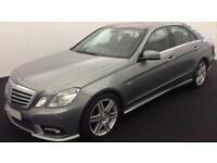 Mercedes-Benz E350 3.0CDI auto CDI Sport FROM £62 PER WEEK !