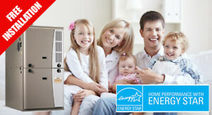 Furnace Air Conditioner $0 Upfront RENT TO OWN***