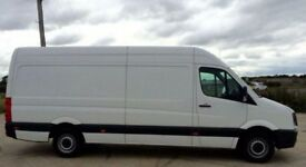 Man with a van Widnes, Warrington, Leigh, House removals, Furniture collections, waste collections
