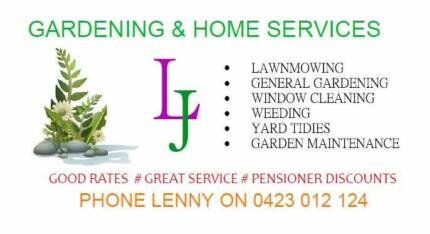 Gardening and Home Services
