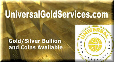 Universal Gold Services Website For Sale