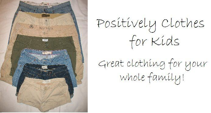 Positively Clothes for Kids
