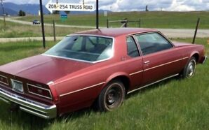 Looking for older Caprice/impala