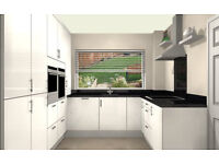 Howdens Kitchen design supply install in Leicester Free 3D Drawing and Planing