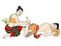 Thai Massage - professional massage in relaxing salon surroundings