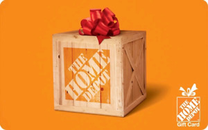 Home Depot Gift Card - 10% off