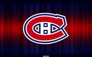 AWESOME LOWER & UPPER BOWL SEATS for ALL 2017-18 HABS GAMES