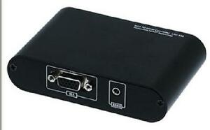 VGA + Audio to HDMI Full HD 1080P Converter - LKV-350