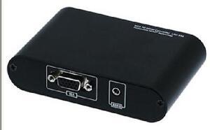 VGA + Audio to HDMI Full HD 1080P Converter - LKV-350