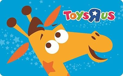 Купить ToysRUs Gift Card $25 $50 or $100 - Email delivery