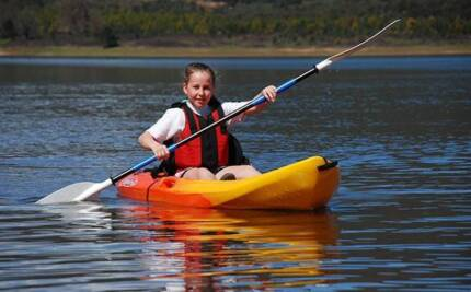 Safari H20 Skip - Australian made sit on top kayak