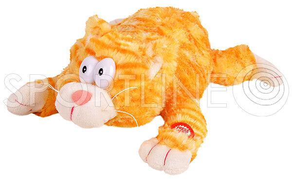 Katze kullert lacht interaktives Spielzeug Kinderspielzeug Haustier Plüschtier