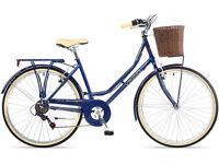 Viking Kensington Vintage Style Ladies Town Bike
