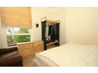 sunny double rm 1 min walk to west ealing station £630 pcm incl all bills, cleaner and wifi