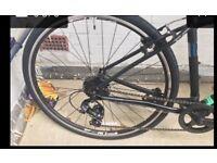 Pinnacle lithium 1 wheel front 700c wheel tyre